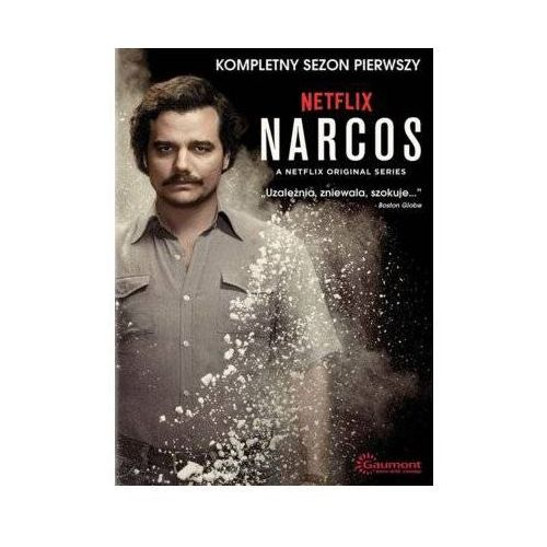 Imperial cinepix Narcos. sezon 1 (3dvd) (5903570160486)