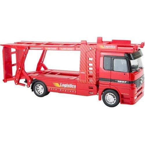 Mercedes benz do transportowania aut - miniaturowy model w skali marki Small foot design