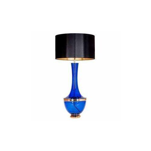 4 Concepts Troya Sapphire L232271308 lampa stojąca podłogowa 1x60W E27 czarny