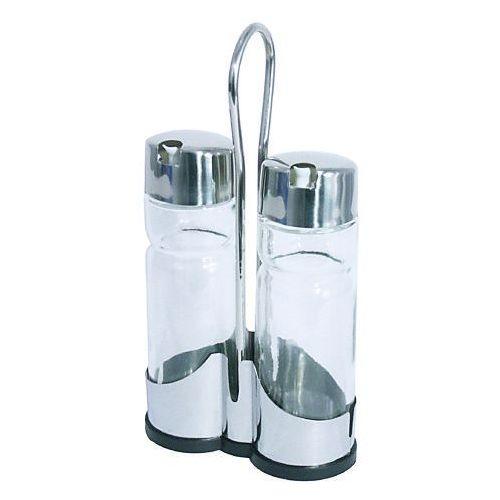Zestaw przyprawowy do soli i pieprzu 2-elementowy | TOMGAST, T-1102