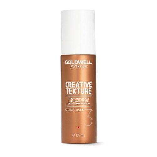 Goldwell Style Showcaser, mocny wosk do stylizacji włosów w konsystencji pianki 125ml (4021609275213)