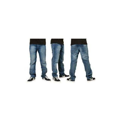 spodnie REELL - Storm (PR BLUE) rozmiar: 28/30, kolor niebieski