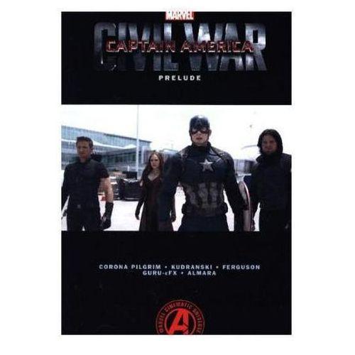 Marvel's Captain America: Civil War Prelude, Pilgrim, Will