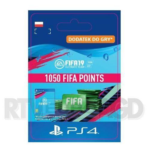 Fifa 19 1050 punktów [kod aktywacyjny] marki Sony
