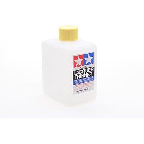 Rozcieńczalnik do farb olejnych Lacquer Thinner / 250ml Tamiya 87077 (4950344870776)