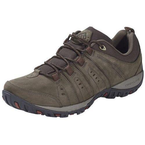 peakfreak woodburn ii buty mężczyźni brązowy 41,5 2017 buty turystyczne, Columbia