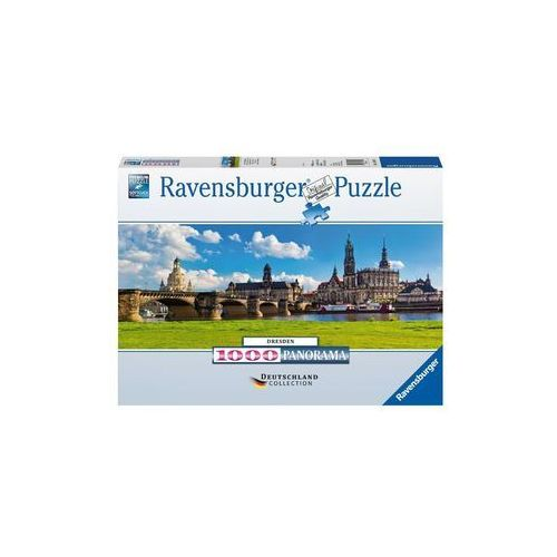 Ravensburger Puzzle panorama dresden raven