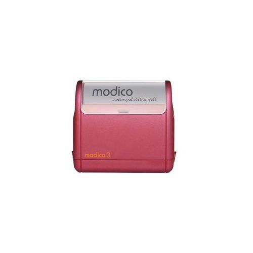 Super pieczątka 3 bordowa super pieczątka modico 3 bordowa marki Modico