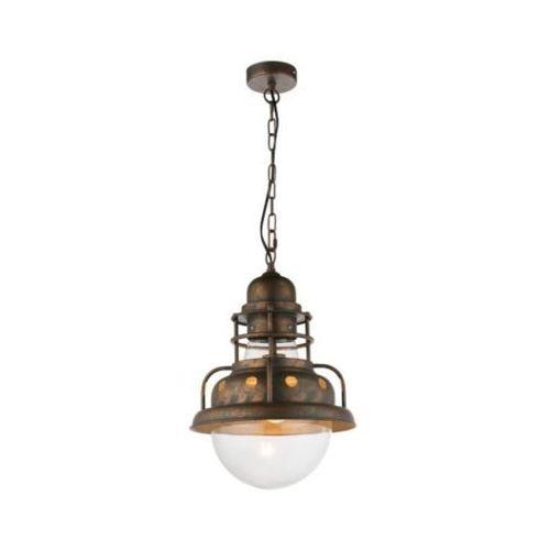 Globo lighting Globo jaden lampa wisząca rudy, 1-punktowy - vintage - obszar wewnętrzny - jaden - czas dostawy: od 6-10 dni roboczych