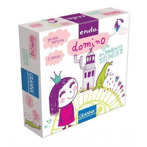 GRANNA Gra Endo Domino d la Księżniczek2-99 lat, 346553