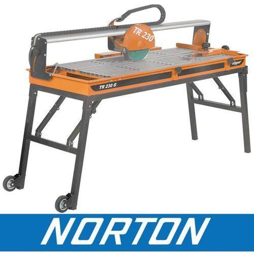 Norton clipper tr230 gs piła pilarka przecinarka do ceramiki glazury płytek budowlana + tarcza norton gratis!!! ewimax - oficjalny dystrybutor - autoryzowany dealer norton clipper (5450248405511)