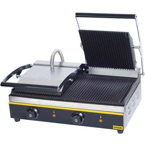Kontakt grill podwójny GREDIL STALGAST 742020
