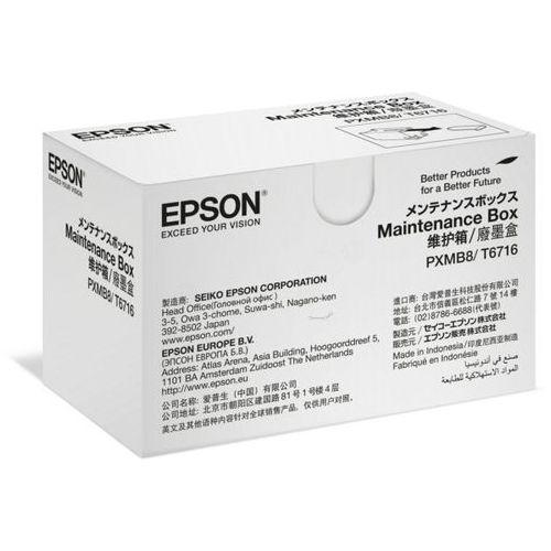 maintenance box t6716, pxmb8, c13t671600 marki Epson