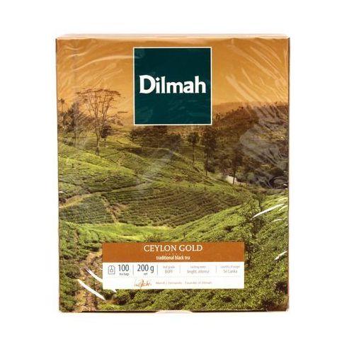 Herbata ekspresowa CeylonGold Dilmah 100t
