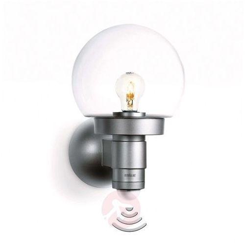 Lampa ścienna zewnętrzna z czujnikiem ruchu Steinel L 115 S 657512, 1x60 W, E27