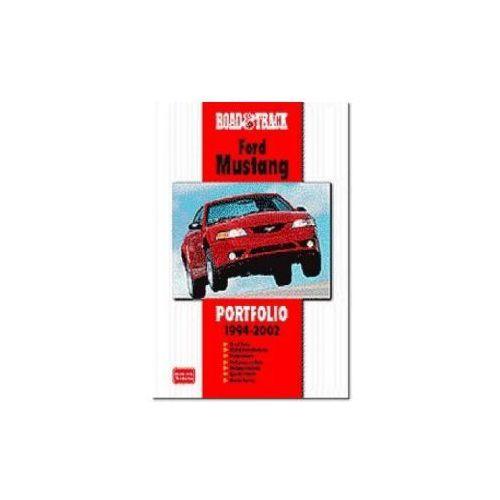 Road & Track Ford Mustang Portfolio 1994-2002
