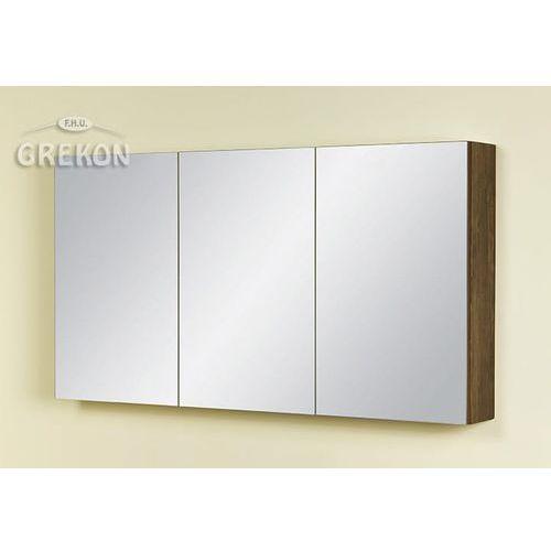 Gante Szafka wisząca z lustrem 120x65 seria fokus ad