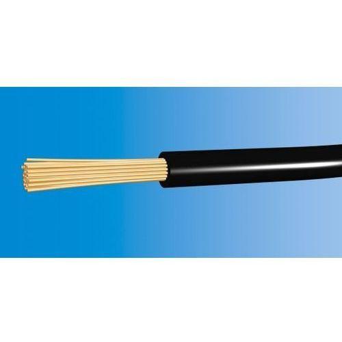 Kable i przewody wyprodukowane w ue Przewód lgy-25mm2 450/750v h07v-k czarny