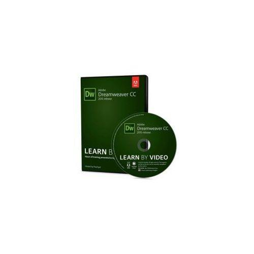 Adobe Dreamweaver CC Learn by Video (2015 release) (9780134396378)
