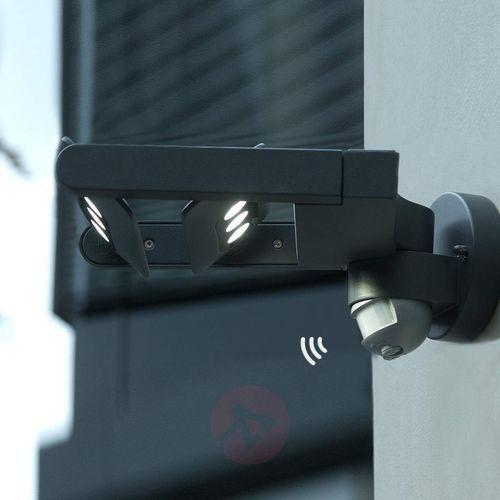 Reflektor ścienny zewnętrzny LED Keiran