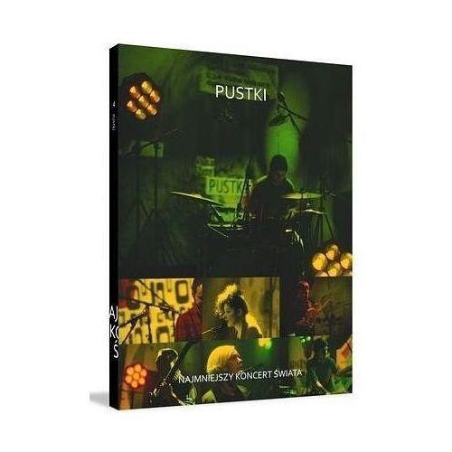 Pustki. Najmniejszy Koncert Świata (książka + DVD), 9788375529296