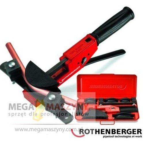 ROTHENBERGER Giętarka do rur - zestaw TUBE BENDER MAXI - produkt z kategorii- Zestawy narzędzi ręcznych
