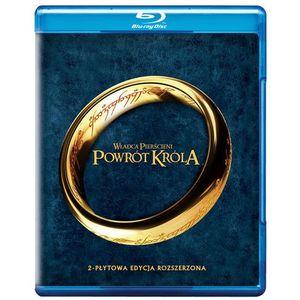 Galapagos films Władca pierścieni powrót króla - edycja rozszerzona (2bd) 7321999322748