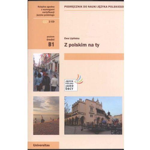 Z polskim na ty B1 /CD gratis/ (293 str.)