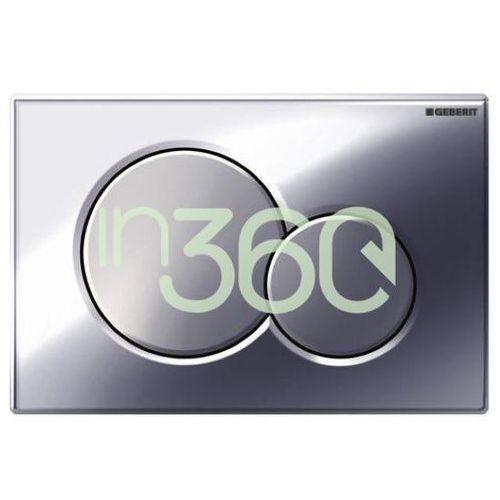 Geberit Sigma 01 Przycisk przedni do UP300 chrom mat/połysk 115.770.KA.5