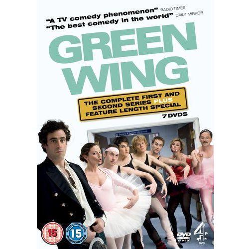 Green wing - series 1-2 (includes special) wyprodukowany przez Channel 4