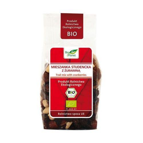 Bio Planet: mieszanka studencka z żurawiną BIO - 150 g - sprawdź w wybranym sklepie