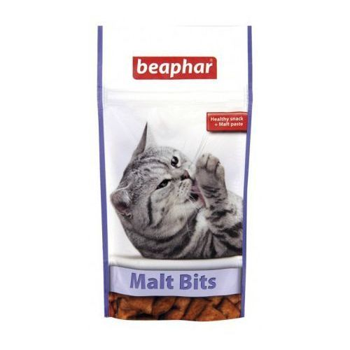MALT-BITS 35g - przysmak z malt pastą przeciwko pilobezoarom dla kotów