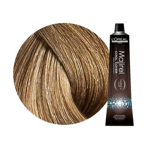 Loreal Majirel Cool Cover | Trwała farba do włosów o chłodnych odcieniach - kolor 8 jasny blond - 50ml (7668698769858)