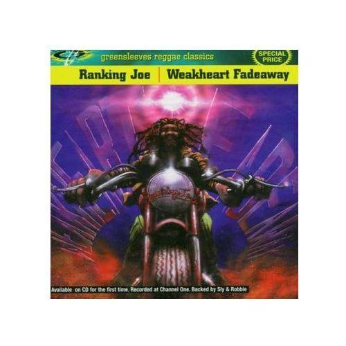 Greensleeves Ranking joe - weakheart fadeaway