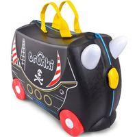 Trunki - walizeczki i akcesoria Walizeczka trunki jeżdżąca - pirat pedro + darmowy transport!