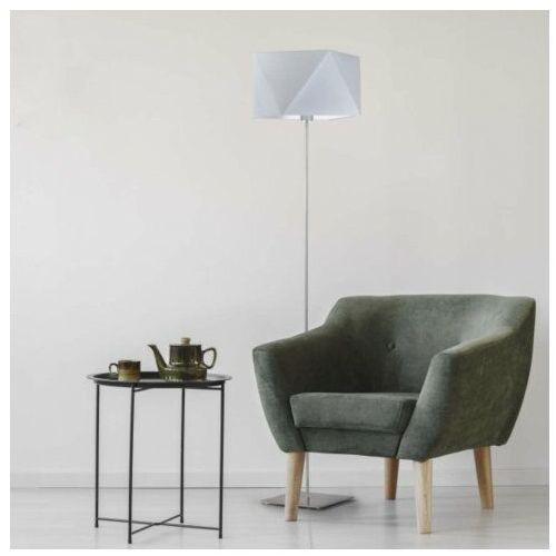 Lampa podłogowa z abażurem ankara marki Lysne