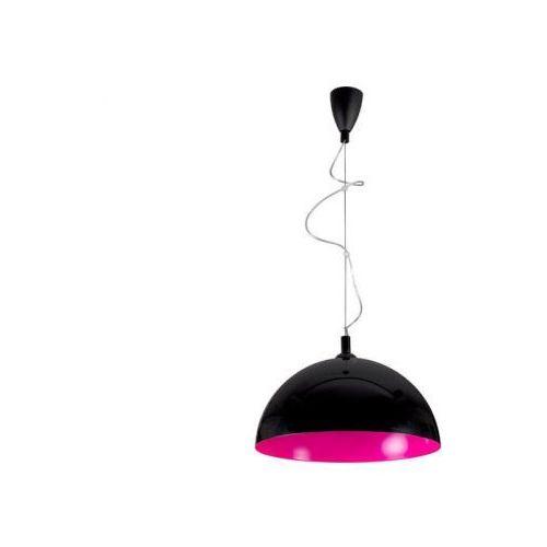 HEMISPHERE BLACK-PINK FLUO L LAMPA WISZĄCA NOWODVORSKI 5767