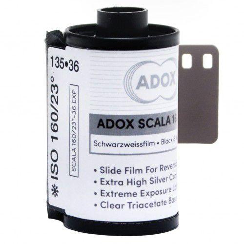 ADOX Scala 160/36 ( slajd czarno-biały )