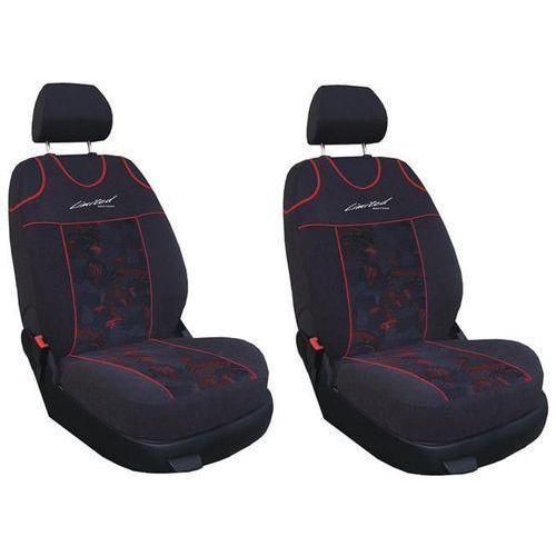 Auto-dekor Koszulki pokrowce samochodowe limited czerwony (5907806259043)