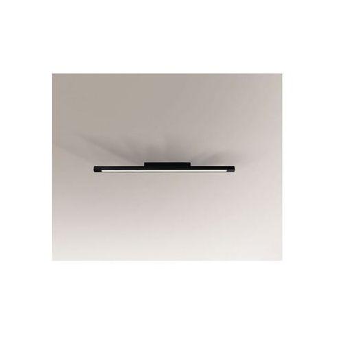 Otaru 1201 oprawa natynkowa led czarna marki Shilo