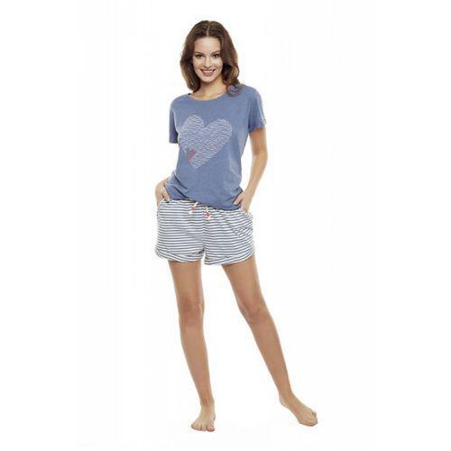 Piżama Damska Model Diya 35911-59X Blue