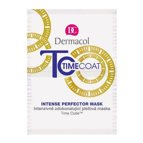Dermacol Time Coat intensywna maska do twarzy (Boosts Collagen Production and Slows down Aging Process) 16 g