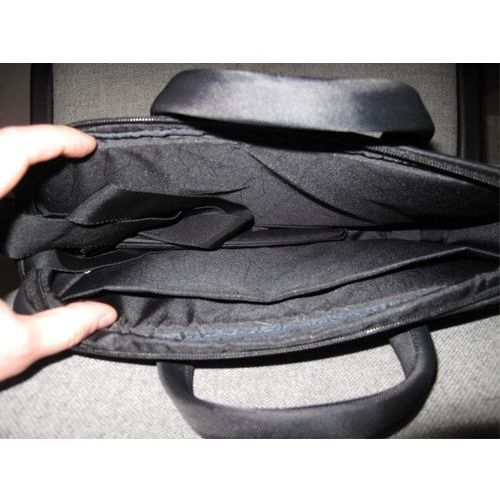 "TUCANO Work_out Slim Bag - Torba MacBook Air/Pro/Retina 13"" Ultrabook 13"" (czarny) (8020252022744)"