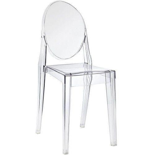 Krzesło DUCH II - inspiracja proj. Victoria Ghost, viki D2