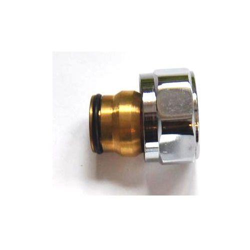 Złączka zaciskowa do rury z miedzi CU GW M22x1,5 x 15mm Schlosser 6025 00004 Chrom
