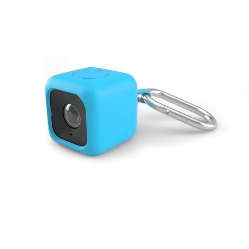 Etui do kamery cube bumber case niebieski marki Polaroid