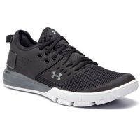 Buty UNDER ARMOUR - Ua Charged Ultimate 3.0 3021294-001 Blk, w 9 rozmiarach