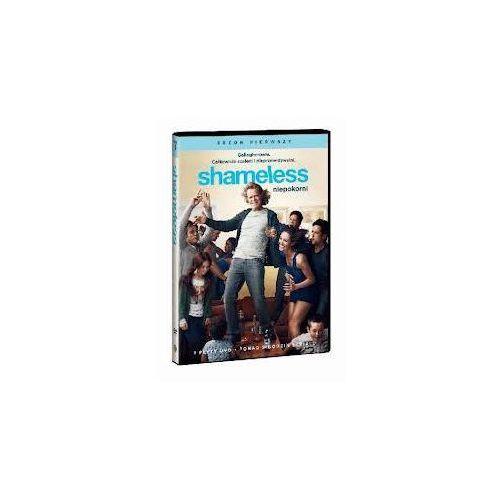 Galapagos films Shameless - niepokorni, sezon 1 + pilot (3 dvd) (7321909315167)