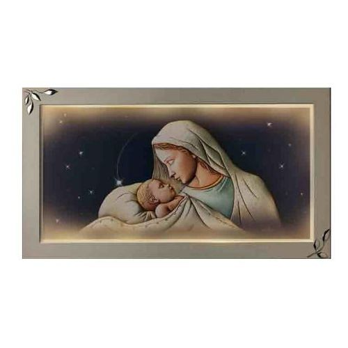 LEADER Gallery 09.0541 Matka Boska z dzieckiem z kategorii Prezenty z okazji chrztu