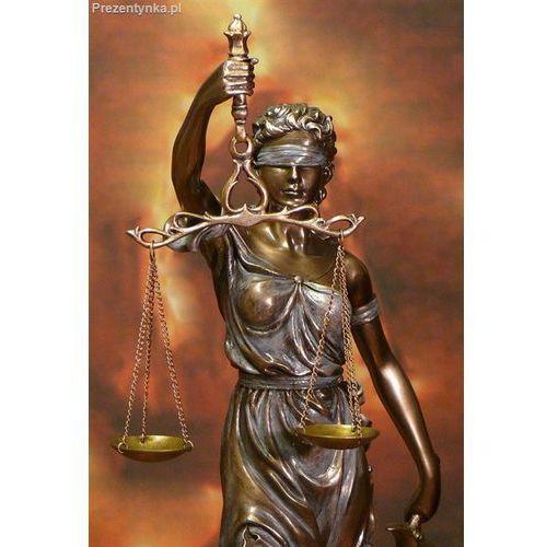 Figurka temida 2 prezent dla prawnika marki Veronese